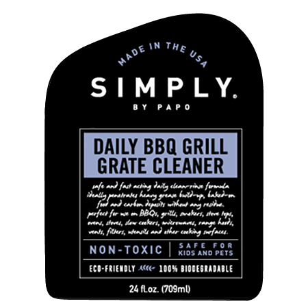 Daily BBQ Grill Grate Cleaner